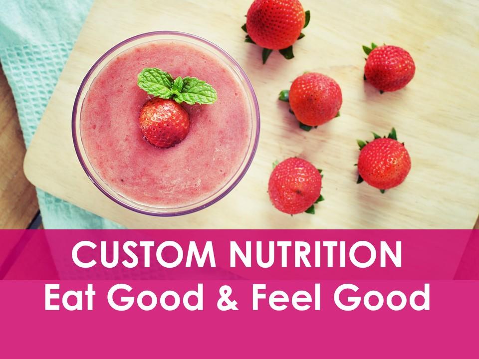 Nutrition Ottawa, Supplements, Healthy Recipes, Nutrient Deficiencies, Custom Menu Planning