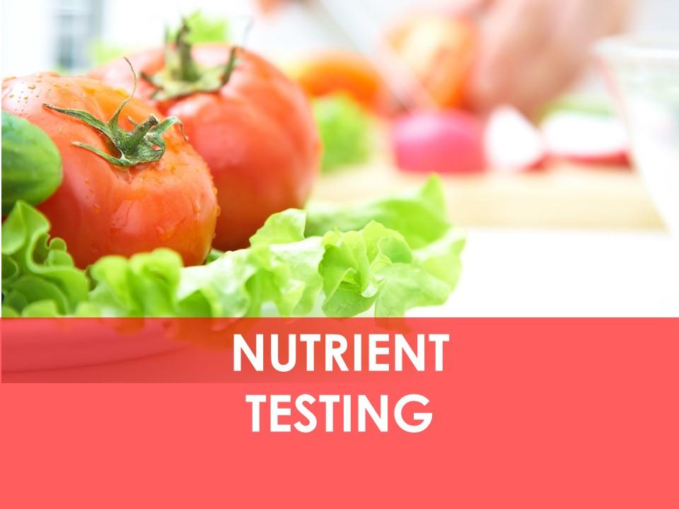 Nutrition Testing , Hair Analysis, Genetic DNA Testing, Blood Testing
