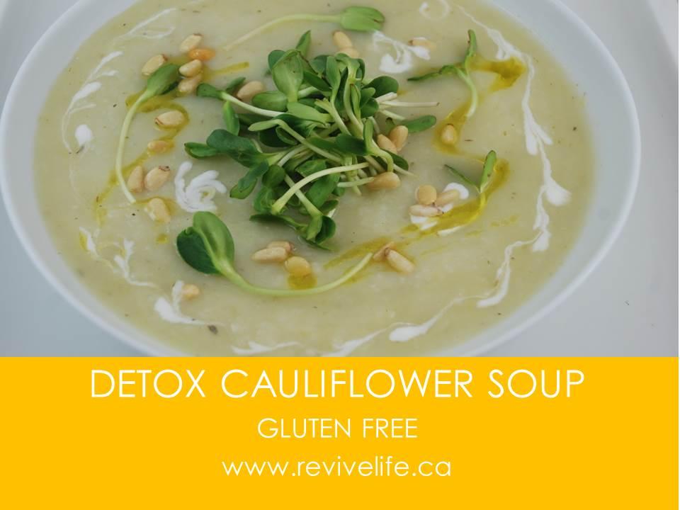 DETOX CAULIFLOWER SOUP-BORDER