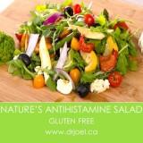 NATURES ANTIHISTAMINE SALAD