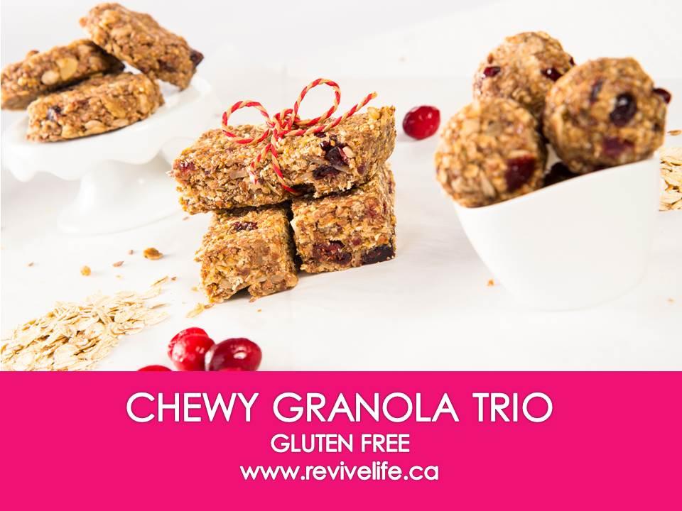 One Recipe 3 Ways! Multi-Tasking At its best!