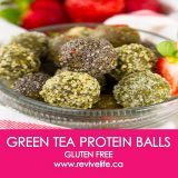 Antioxidant Rich & Fuel for your body!
