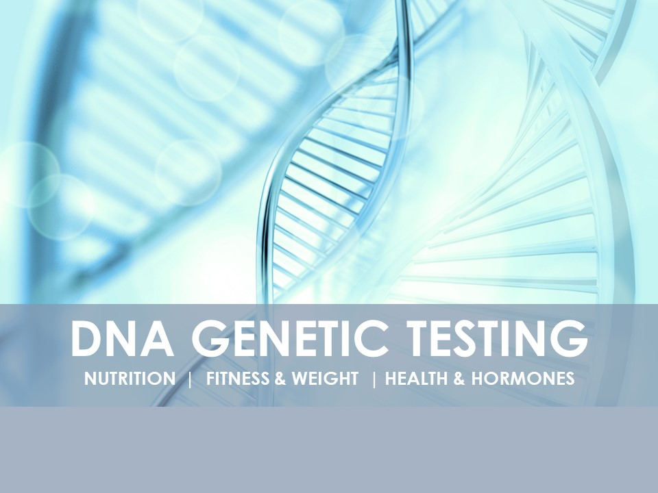 DNAgenetic Testing Nutrition, Fitness & Weight, Health & Hormones