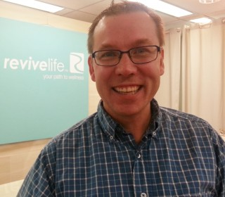 Dr. Ian Anderson, Chiropractor at Revivelife Clinic