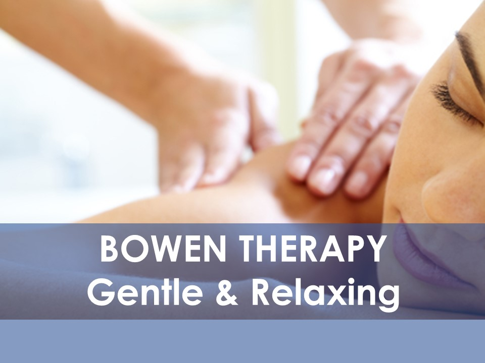 Bowen Therapy Ottawa, Pain, Massage, Bursitis, Backache, SI Pain, Fertility, Pregnancy