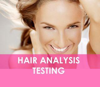 Hair Analysis, Nutrient Testing, Vitamin & Mineral