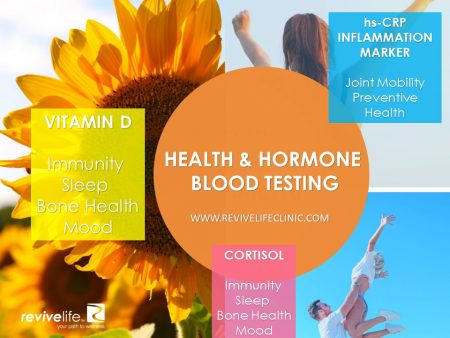 Health & Hormone Blood Test Ottawa