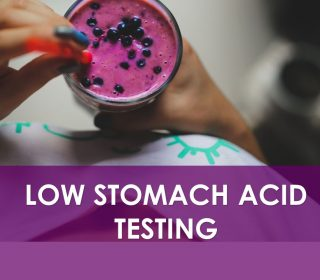 Low Stomach Acid Testing Ottawa