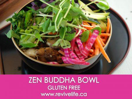 Zen Buddha Bowl
